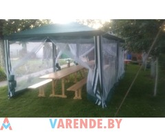 Аренда шатра (Тент-шатёр «Корпоратив» 3х6м) в Минске