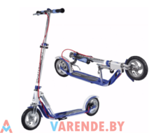Прокат самоката HUDORA Big Wheel AIR 205 Dual Brake в Минске