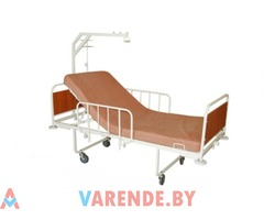 Прокат кровати медицинской 2-секционной механической в Могилёве