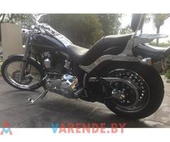 Прокат мотоцикла Harley Davidson Softail FXST в Минске
