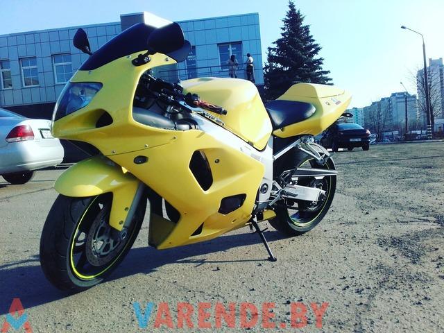 Аренда мотоцикла Suzuki GSXR 750 K1 в Минске - 3/3