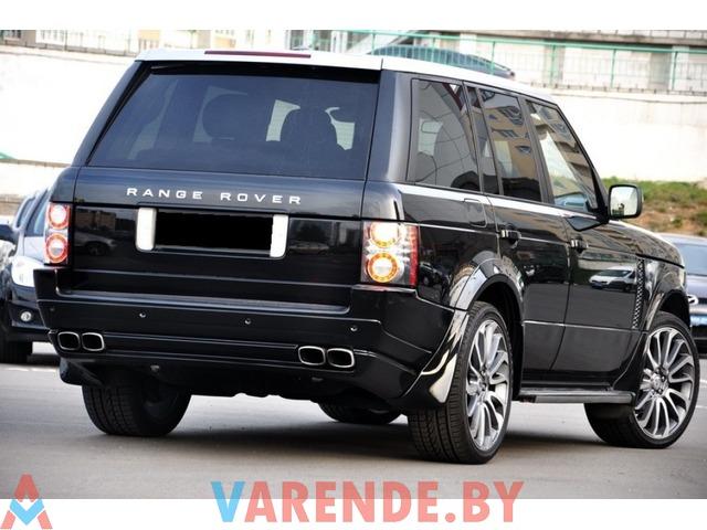 Аренда Range Rover Vogue SE SDV8 в Минске - 2/3