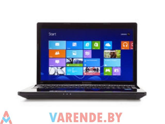 Прокат ноутбука Lenovo G580 в Минске - 1/1
