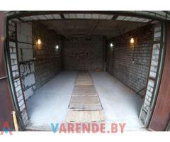 Снять гараж в Минске на длительный срок по ул Будславская