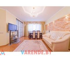 Снять квартиру в Минске, 3-комнатную, Заводской район, Кулешова 76