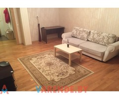 Снять квартиру в Минске, 3-комнатную, Советский район, Кропоткина 84