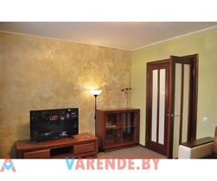 Снять квартиру в Минске на длительный срок, 2-комнатную, Московский район, Короля 4