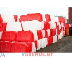 Блоки водоналивные в Аренду в Минске и по Беларуси