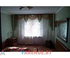 Снять квартиру в Минске, 3-комнатную, Фрунзенский район, Скрипникова 40