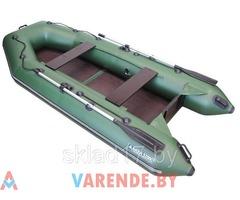 Прокат лодок Аква 3200C в Минске