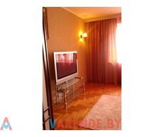Снять квартиру в Минске, 3-комнатную, Центральный район, пр-т Победителей 47