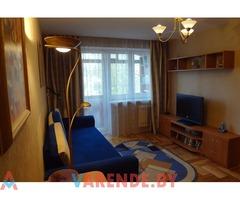 Снять квартиру в Минске, 1-комнатную, Партизанский район, Захарова 67