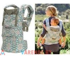 Рюкзачок для переноски детей ERGO BABY CARRIER напрокат в Минске