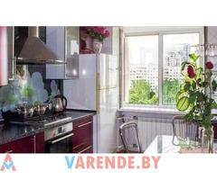 Снять квартиру в Минске, 3-комнатную, Центральный район, Максима Танка 4