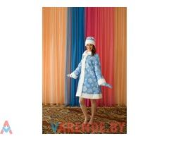Новогодний костюм «Снегурочка» напрокат в Минске