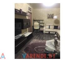 Снять квартиру в Минске, 1-комнатную, Фрунзенский район, Скрыганова 4Б