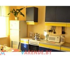 Снять квартиры в Минске, 1-комнатную, Московский район, Гурского 35