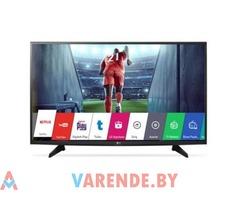 """Телевизор 43"""" напрокат в Минске"""