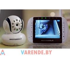 Видеоняня Motorola MBP-36 напрокат в Минске