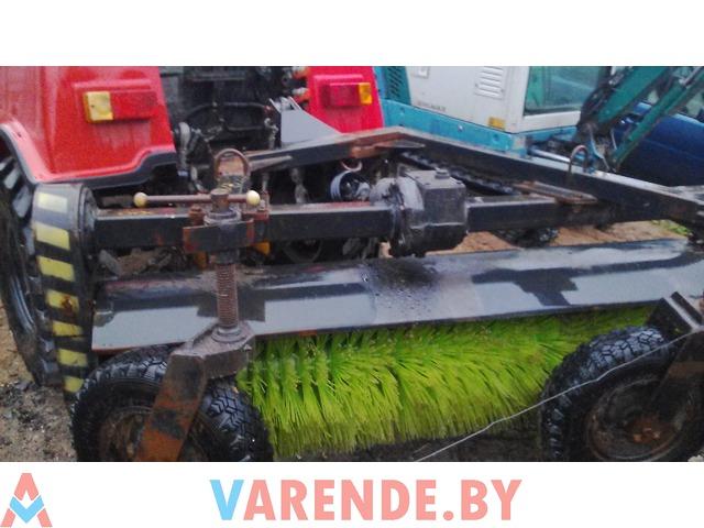 Аренда трактор щетка Беларус 320-4 в Минске - 4/4
