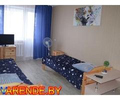 1-комнатная квартира на сутки в Речице