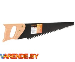 Ножовка по газобетону (газосиликату) 34 зуба