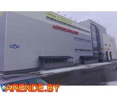 Аренда торгового помещения в Минске