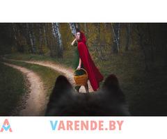 Костюм Красной Шапочки (для фотосессий)
