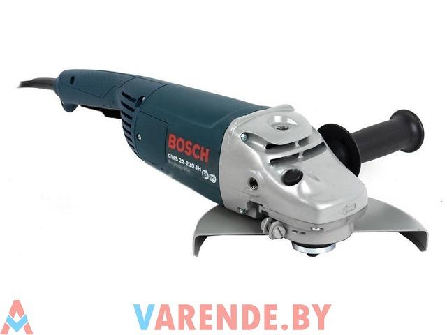 Болгарка большая Bosch GWS 22-230 H Professional напрокат в Пинске - 2/2