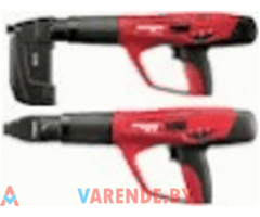 Аренда и продажа бу монтажных пистолетов ПЦ-84, Hilti DX-460,  GX-120