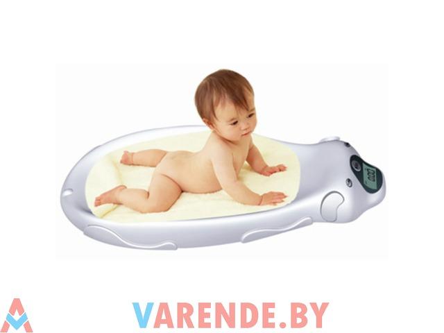 Детские электронные весы Baby Scale - 1/3
