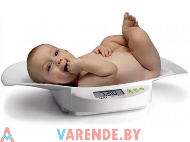 Детские электронные весы Baby Scale - 3/3