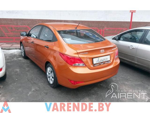Hyundai Solaris напрокат - 2/4