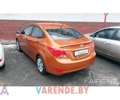 Hyundai Solaris напрокат