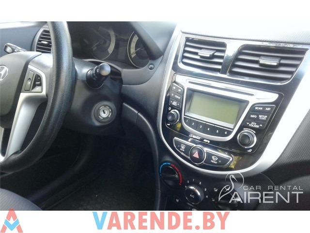 Hyundai Solaris напрокат - 3/4