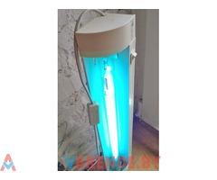 Кварцевая бактерицидная лампа напрокат в Минске