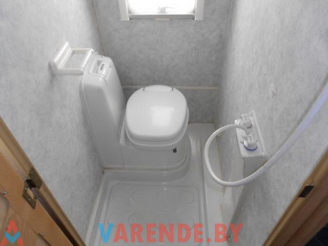 Аренда кемпера SPRITE Super 490 - 2/4