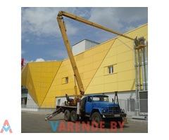 Аркенда автовышки 22 метра в Минске