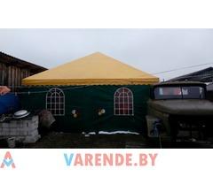 Аренда торговой палатки 6х6 м в Минске