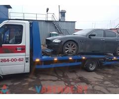 Эвакуация авто, автопомощь. Уалуги автоэвакуатора в Минске и РБ