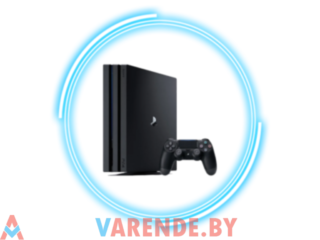 Прокат Sony Playstation 4 - 1/1