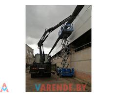 Грузоперевозки с прицепом до 40 тонн, помощь в загрузке и выгрузке краном манипулятором
