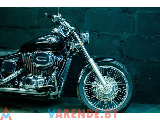 Аренда мотоцикла Honda Shadow Spirit 750 (VT 750) в Минске - 2/4