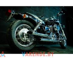 Аренда мотоцикла Honda Shadow Spirit 750 (VT 750) в Минске