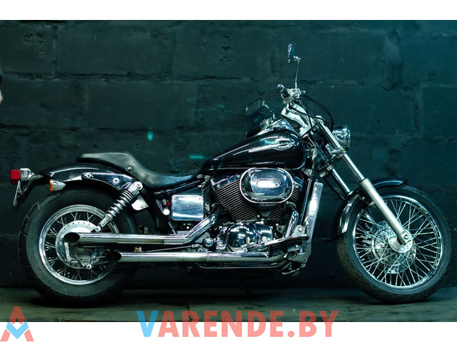 Аренда мотоцикла Honda Shadow Spirit 750 (VT 750) в Минске - 4/4