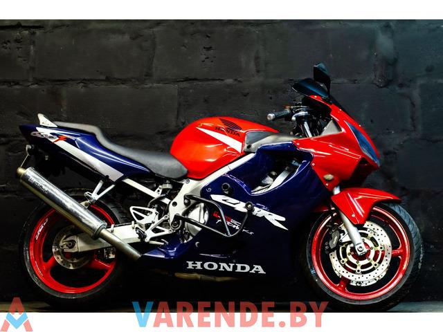 Аренда мотоцикла Honda CBR F4i в Минске - 2/4
