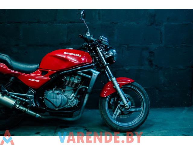 Аренда мотоцикла Kawasaki ER 5 в Минске - 2/4