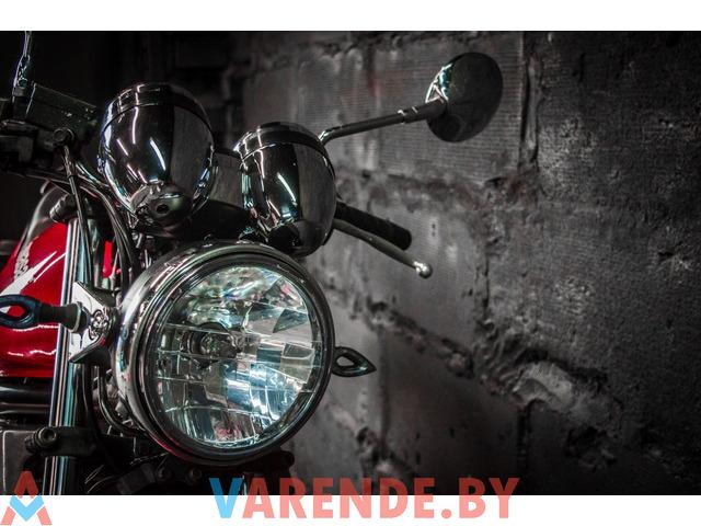 Аренда мотоцикла Kawasaki ER 5 в Минске - 3/4