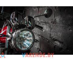 Аренда мотоцикла Kawasaki ER 5 в Минске