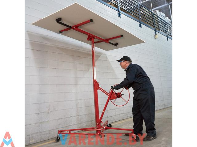 Аренда подъемника для гипсокартона Panel Lifter 490 - 2/2